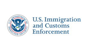 US Immigration and Customs Enforcement logo client Governmental Security Systems
