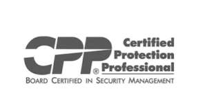 CPP logo Commercial Security System