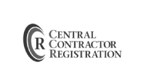 Central Contractor Registration logo gray logo Commercial Security System