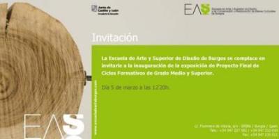 2010 Exposicion Proyecto final ciclos