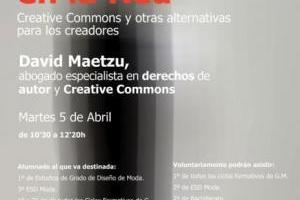 Conferencia, derechos de autor