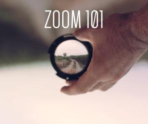 Zoom 101 webinar