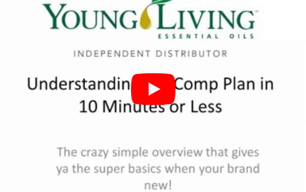 Young Living Compensation Plan Explained