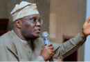 'I Shall Continue To Offer My Shoulders For You To Climb,' Atiku Tells Nigerian Youths