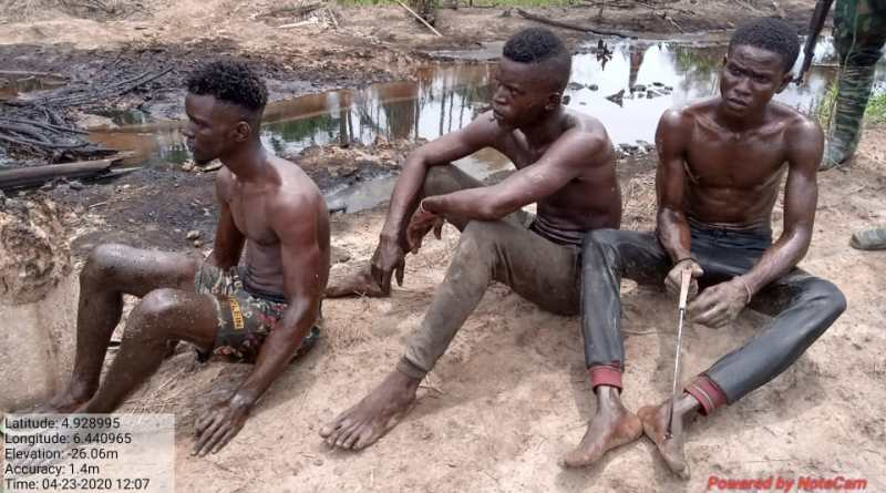 Operation Delta Safe: Troops Recover Over 1.5m Ltrs of Cruel Oil, Rescue Kidnapped Victims, Uncover Illegal Refineries