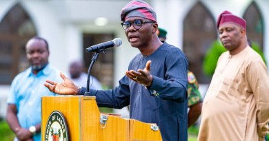 Lagos Govt Okays Full Reopening Of Churches, Mosques