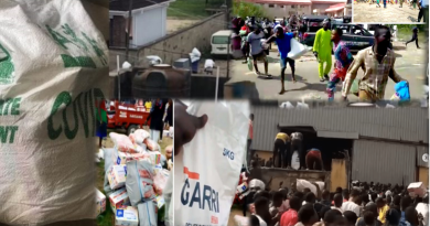 #EndSARS: ANEEJ Condemns Hoarding of Covid-19 Palliatives, Calls for Probe