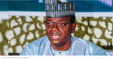 Nigerians'll be shocked by those behind schoolgirls' abduction, says Matawalle