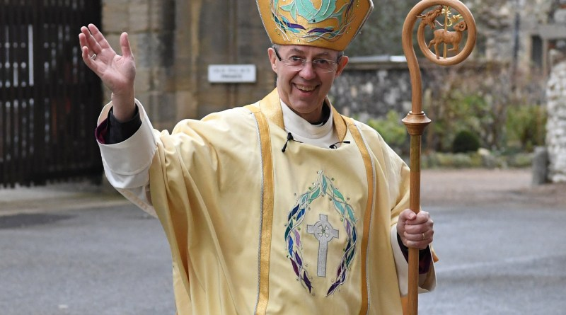 SHELL Carbon Reduction Plan:  Reconsider Church of England's position , CSOs Urge Archbishop of Canterbury