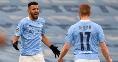 Man City Overcome PSG To Reach First Champions League Final