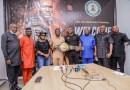 Obaseki receives Edo-born UFC champion, Kamaru Usman, reassures more opportunities for youths