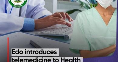 Edo introduces telemedicine to Health Insurance Scheme