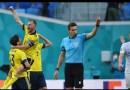Euro 2020: Forsberg penalty rescues Sweden against Slovakia