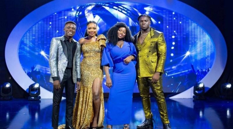 ICYMI: Nigerian Idol: Top four contestants emerge