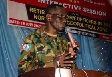 Gen. Irabor Conferred As Grand Patron Of OSMA