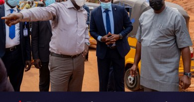Edo urges patience, assures of completion of Ekehuan Road