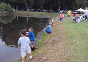 EASLKids fishing pic