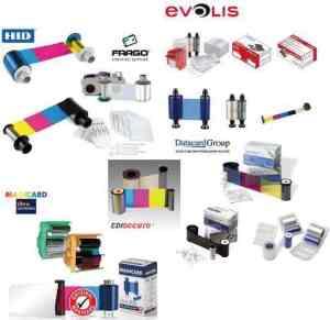 Impresoras de Tarjetas Plásticas y Consumibles