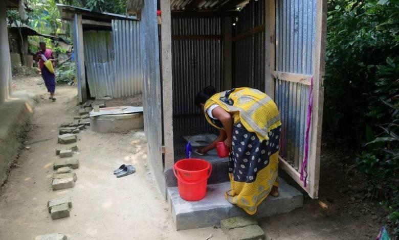 Hygienic toilet