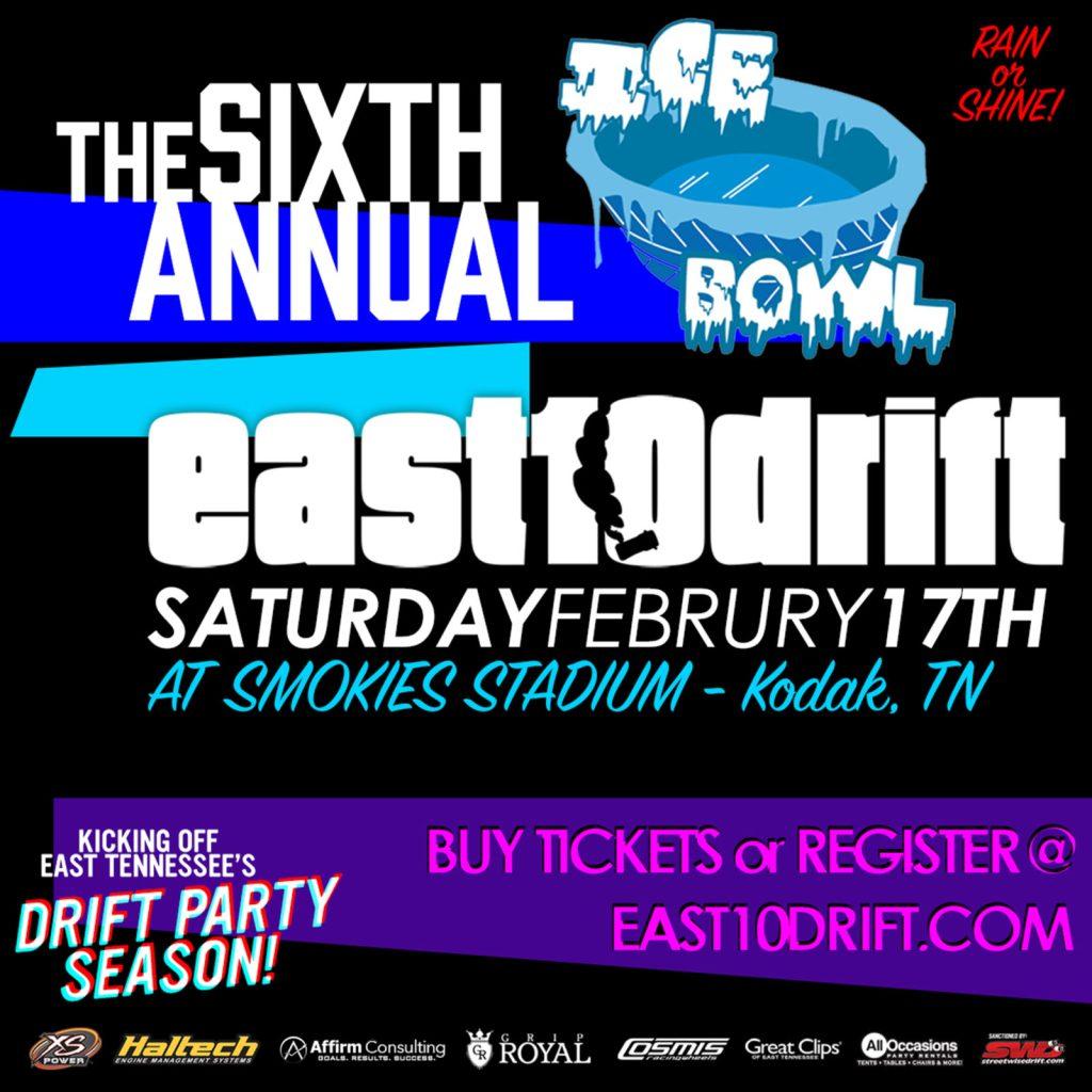 Sixth Annual Ice Bowl - 2018 - East10Drift