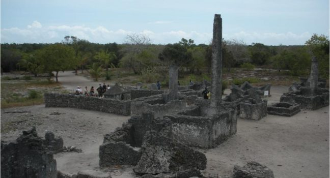 Bagamoyo Town Tanzania