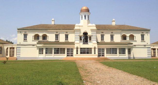 Buganda Kingdom Palace