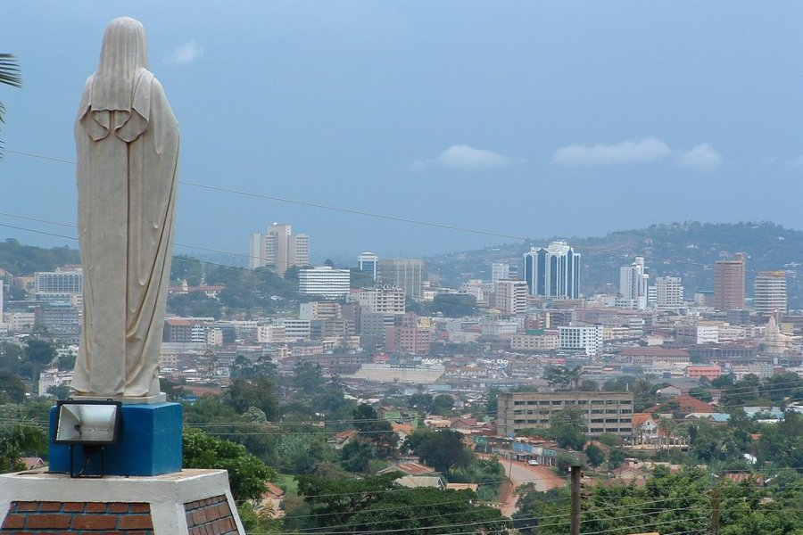Kampala City Uganda