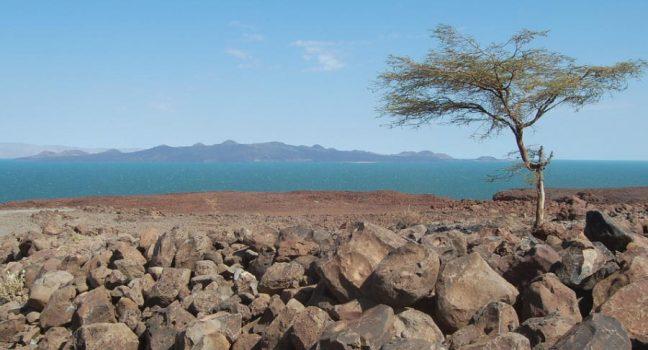 Lake Turkana Kenya