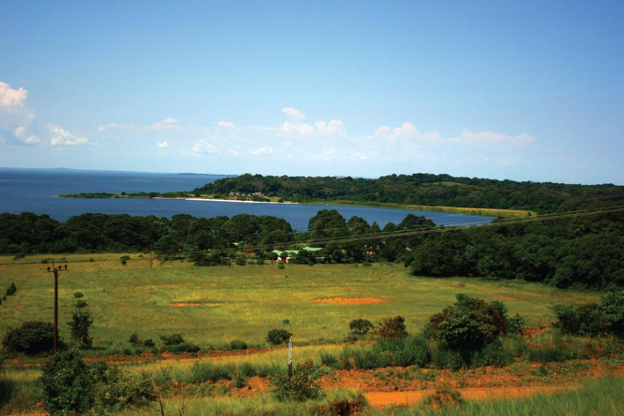 Ssese Island on Lake Victoria