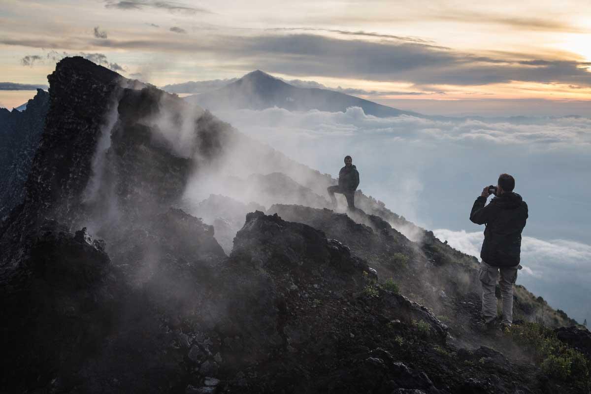 Nyiragongo Volcanoe - Nyiragongo, Gorillas & Golden Monkey Rwanda Safari