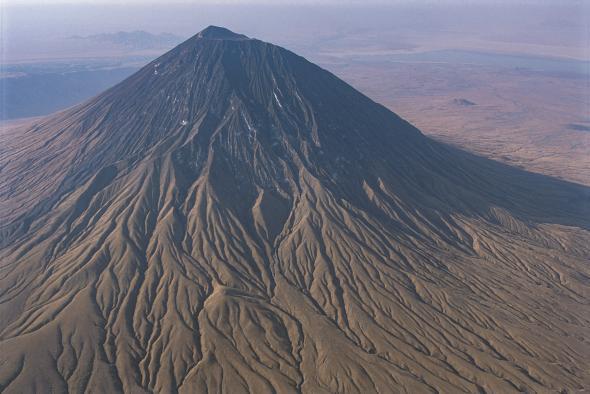 Mountain Ol Doinyo Lengai