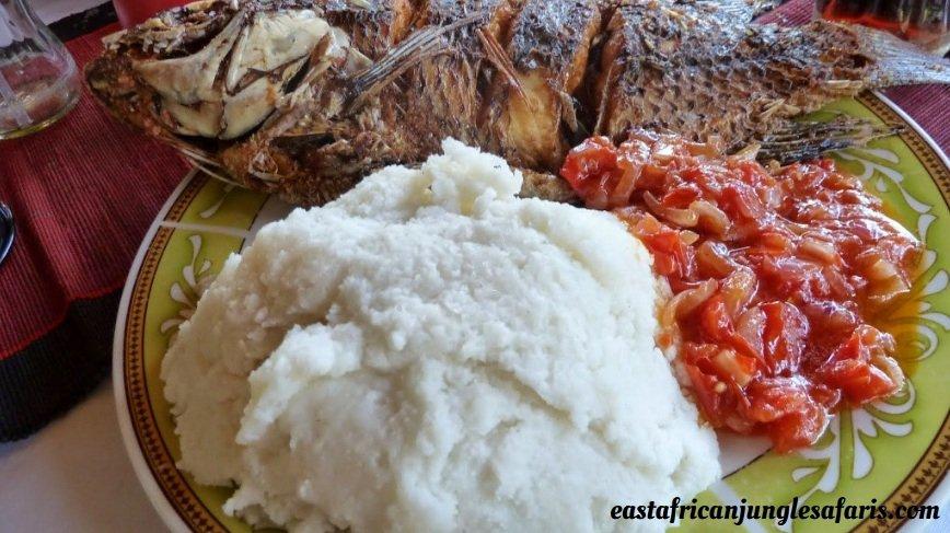 Cuisine Of Uganda