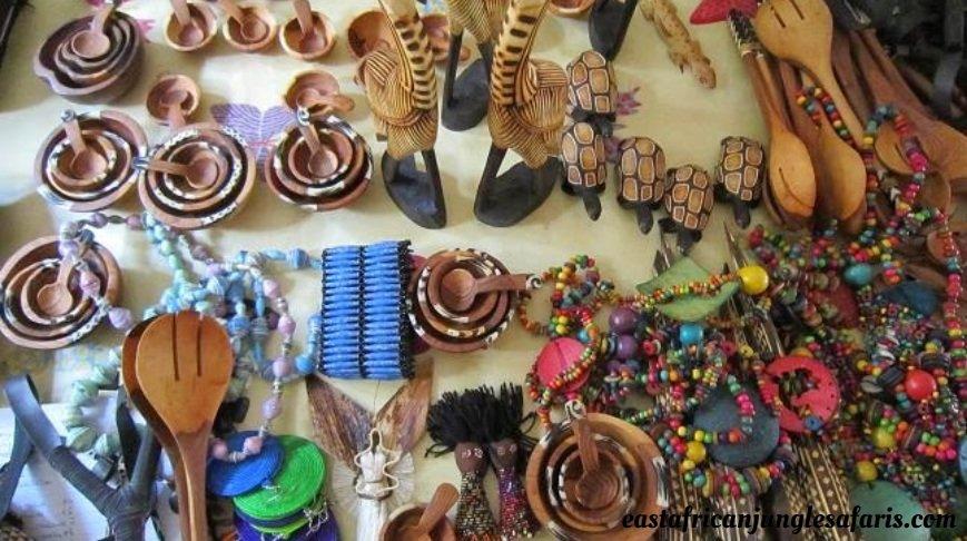 Handcrafts Of Uganda