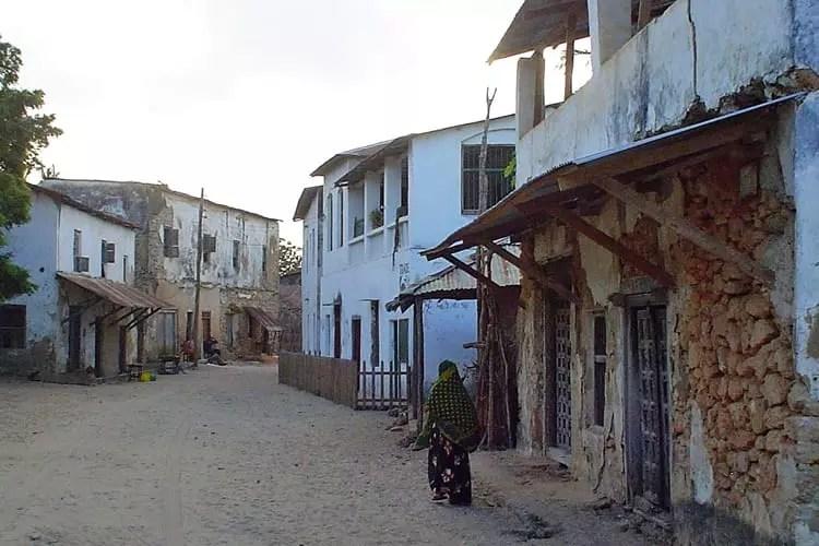 Downtown Mikindani