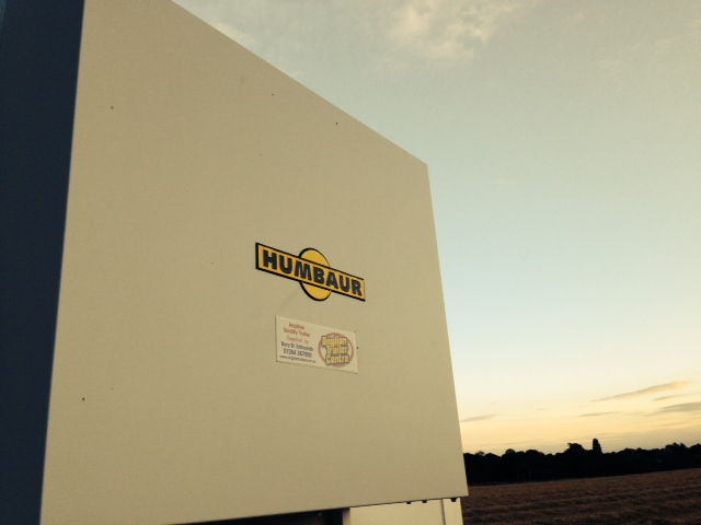 Refrigerated chiller trailer for hire