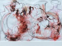 Daniel Smith Watercolour Award - Jugs 1 by Virginia Albutt