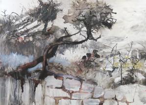 The Babylon Arts Award: Windswept by Karen Stamper