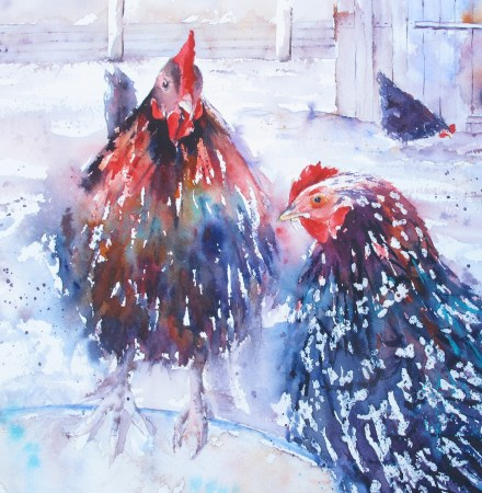Chicken Coup by Chris Lockwood