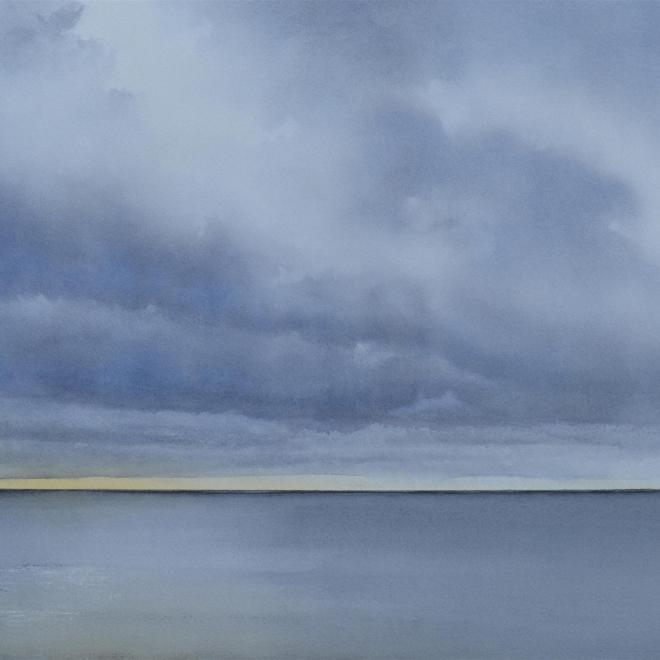 The Daniel Smith Award: Under a Suffolk sky by Alan Noyes