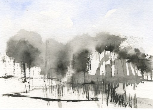Wistmans Wood Dartmoor by Penny Newman