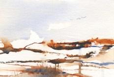 Dartmoor Moorland I by Penny Newman
