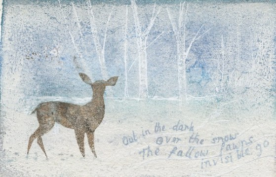 Out in the dark by Sue Downie