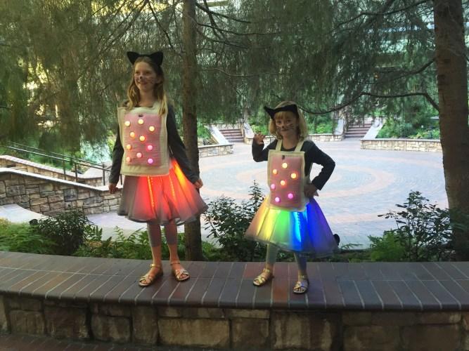 Nyan Skirt - Programmable LED skirt and wearable arduino platform