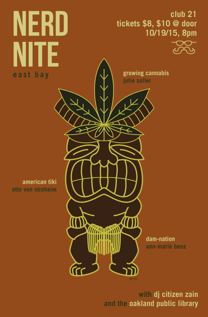 Poster designed by Cindy Wang.