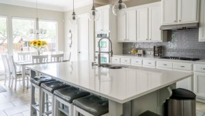 A High Quality Kitchen Remodel at A Bargain Basement Price