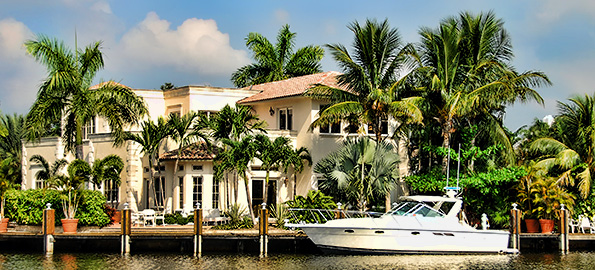 Waterfront Communities East Boca Raton Homes For Sale