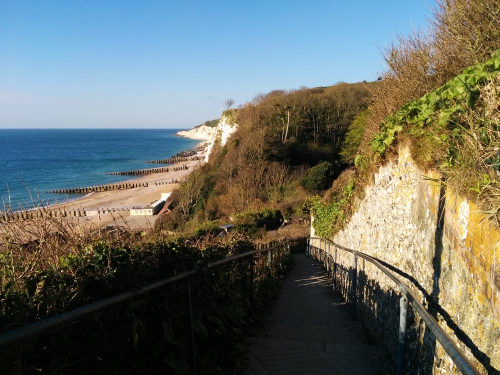 Eastbourne - morning run