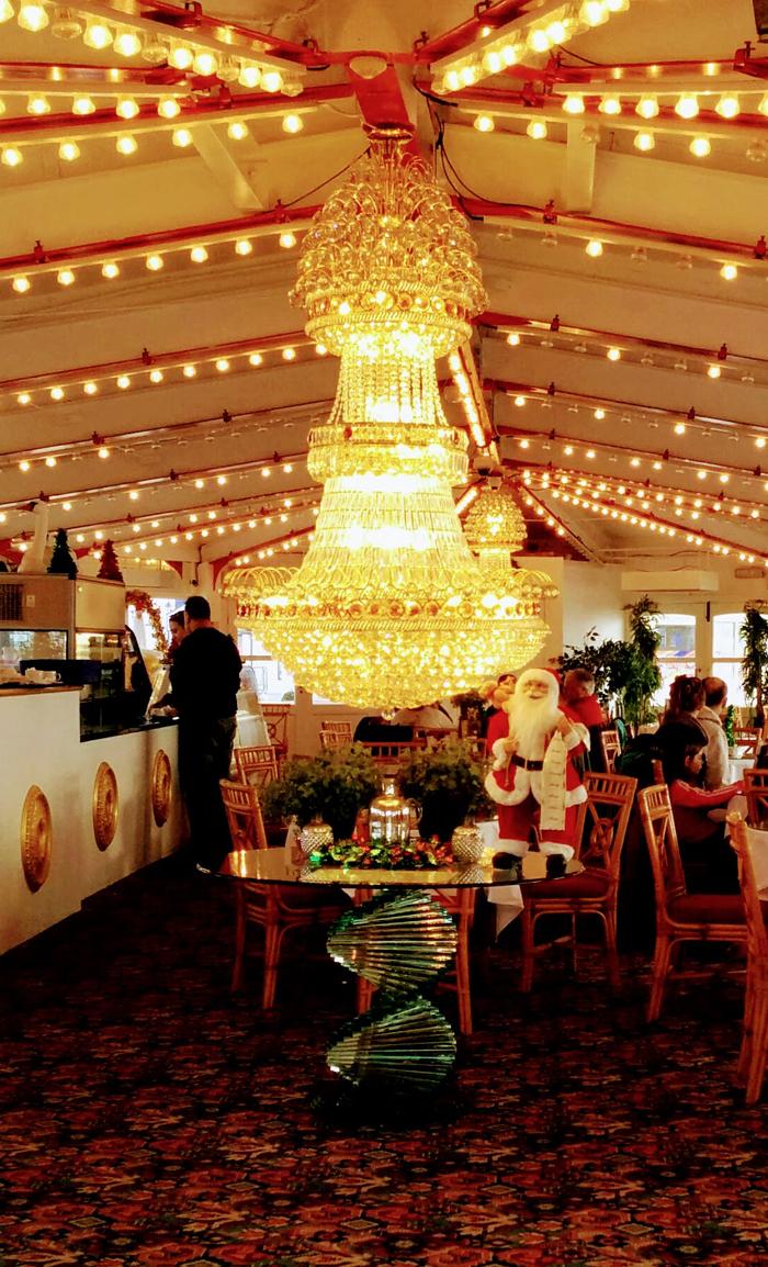 pier tearoom