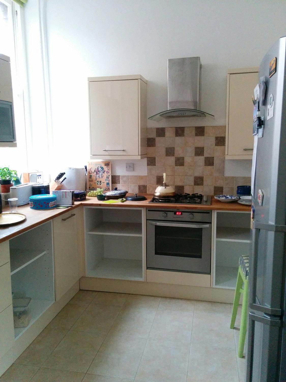 Kitchen - before renovation