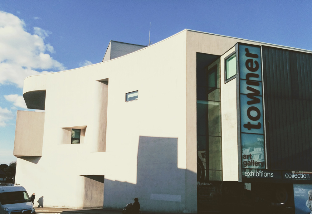 Towner Gallery - An Eastbourne Diary